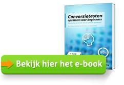 e-book conversietesten opzetten